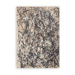 Заказать скетчбук А5 Pollock 1950 с картиной «One: Number 31»