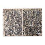 Купить sketchbook А5 Pollock 1950 с картиной «One: Number 31»