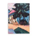 Заказать скетчбук А5 Kandynsky 1908 с картиной «Вид Мурнау»