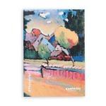 Купить скетчбук А5 Kandynsky 1908 с картиной «Вид Мурнау»