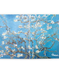 Cкетчбук А5. Автор: Винсент Ван Гог; Картина: «Amandelbloesem»