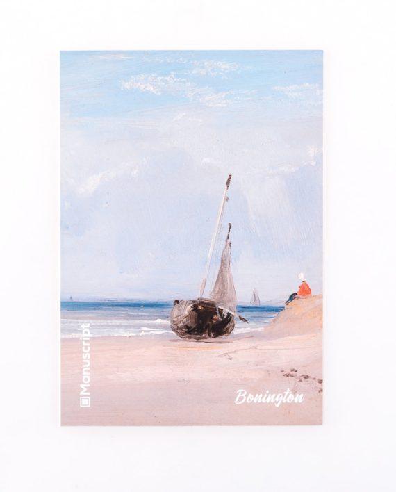 Купить скетчбук А5 Bonington 1825 с картиной «La Ferte»