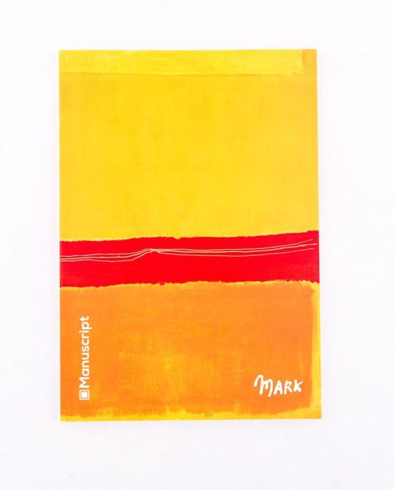 Купить скетчбук А5 Rothko 1949 с картиной «No. 5/No. 22»